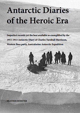 Antarctic Diaries of the Heroic Era - cover image